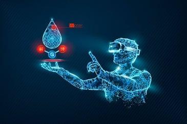 virtual reality H20